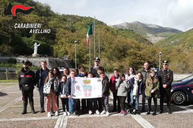 Avellino, Festa del 4 novembre: Grande successo dell'iniziativa 'Caserme Aperte'
