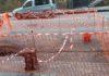 Fuorigrotta, via Consalvo: Transennato un breve tratto per cedimento stradale