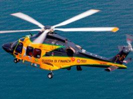 Leonardo: è stato consegnato il primo AW169M alla Guardia di Finanza