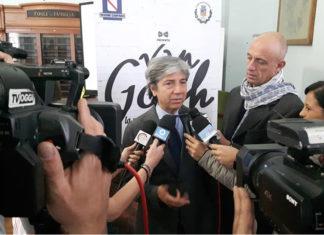 Van Gogh è a Salerno. Presentata 'La mostra immersiva'. Programma, date e orari
