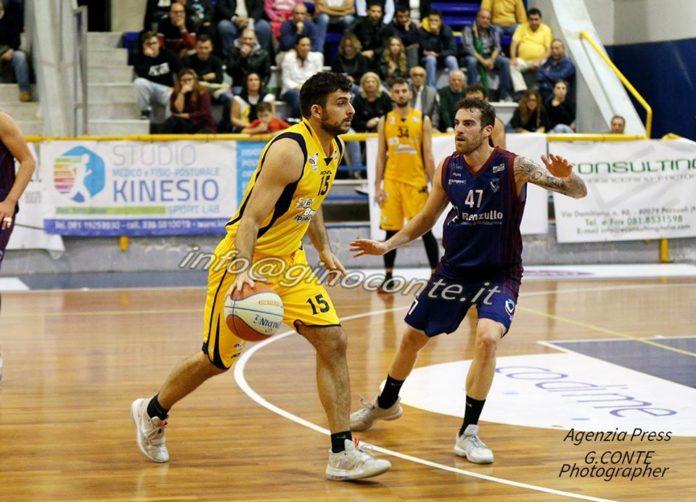 Basket: La Virtus Bava Pozzuoli vince contro Silva Group Basket Scauri (79-69)