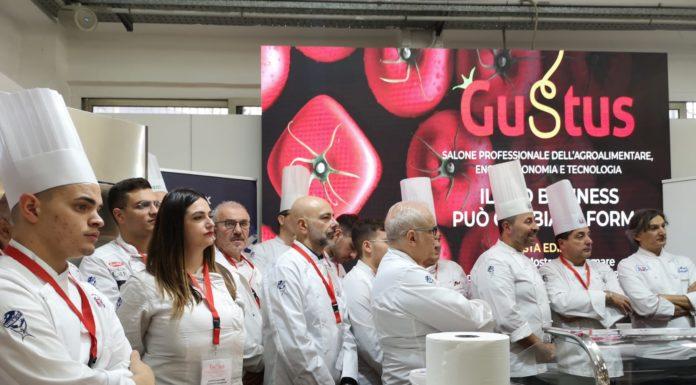 Gustus 2019 alla Mostra d'Oltremare: Expo delle eccellenze e dei sapori della Campania