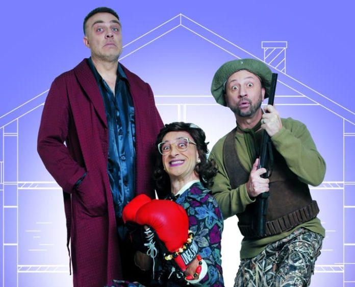 Al Teatro Totò un nuovo weekend con 'I Ditelo Voi' e lo spettacolo