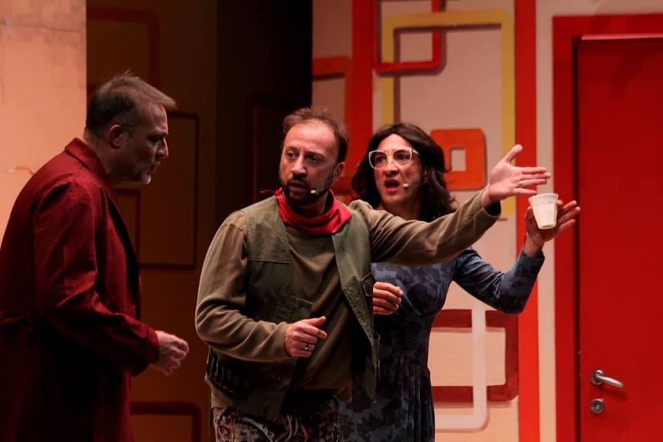 """Al Teatro Totò un nuovo weekend con 'I Ditelo Voi' e lo spettacolo """"Il segreto della Violaciocca"""""""