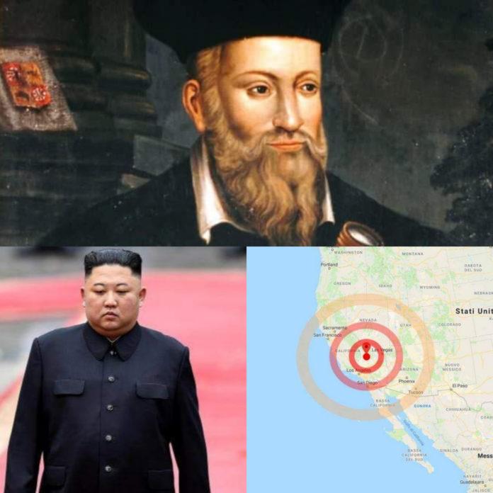 Cosa ci aspetta per il 2020? Ecco le 4 infauste profezie di Nostradamus