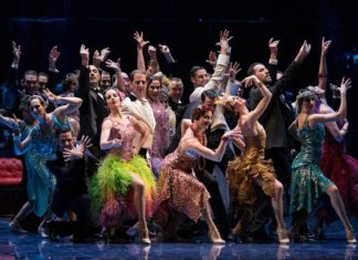 "Al Teatro San Carlo il musical ""Lady, Be Good"" di George e Ira Gershwin"