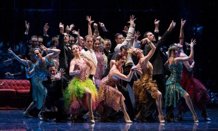 Al Teatro San Carlo il musical