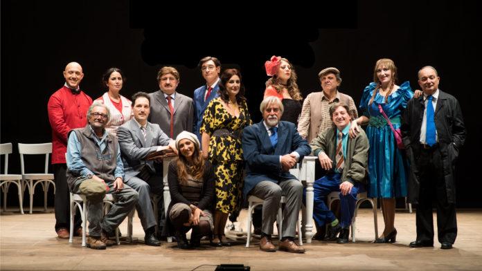 Gigi Savoia al Teatro Totò con lo spettacolo di Eduardo Scarpetta