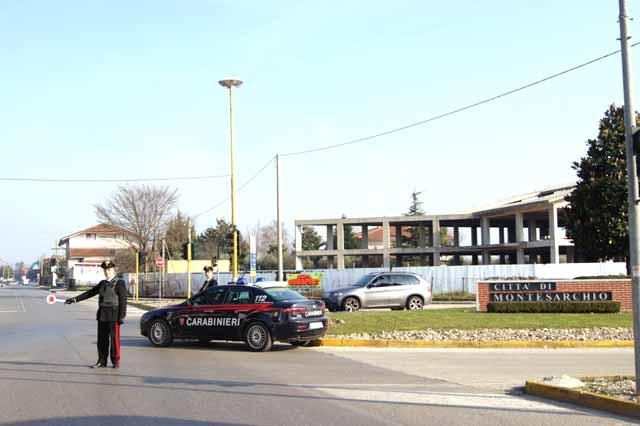 Montesarchio, servizi di controllo del territorio: segnalazioni e denunce