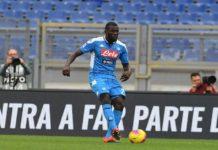 Calciomercato Napoli, il Manchester United mette nel mirino Koulibaly