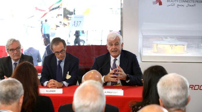 Expo 2020 a Dubai: Leonardo sarà sponsor del Padiglione Italia
