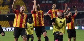 Benevento Calcio, giallorossi primi: grande attesa per il derby con la Juve Stabia