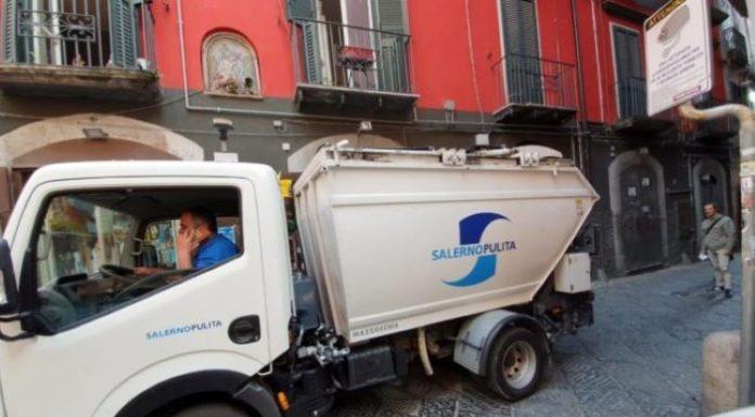 Salerno Pulita: in corso tavolo col Comune per il piano anti esuberi