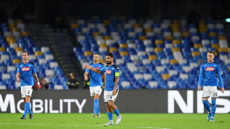 Napoli-Genoa, Ancelotti riparte schierando gli ammutinati