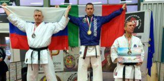 Karate, International Martial Arts: il Carabiniere irpino Pinto è campione del mondo