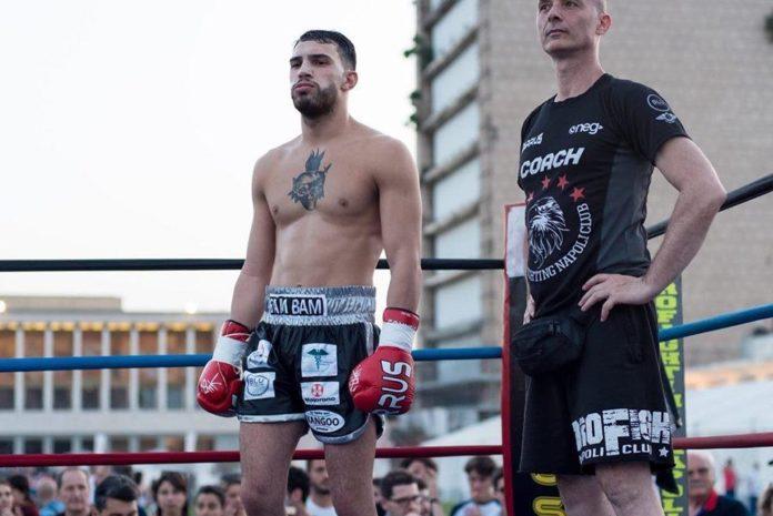 Kickboxing: a Napoli la sfida per l'Europeo tra il partenopeo Daniele Iodice e il francese Gottardi