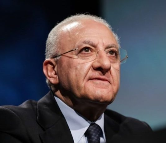 """Sanità campana verso la fine del commissariamento, Vincenzo De Luca: """"Svolta vicina"""""""