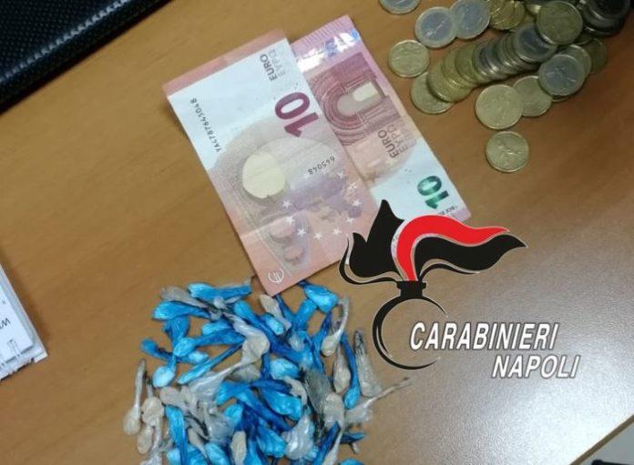 Caivano, due arresti per spaccio di droga al Parco Verde e nel rione IACP: I NOMI