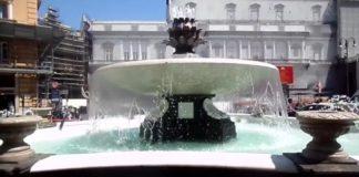 Comune di Napoli: al via lavori di messa in funzione e manutenzione delle fontane storiche