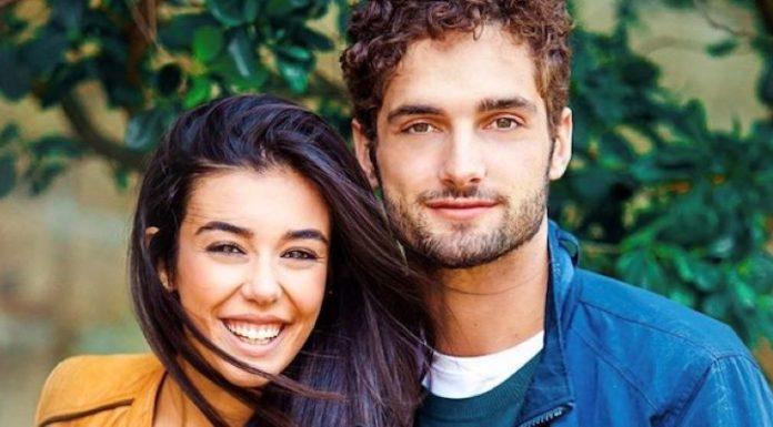 Un posto al sole: Giorgia Gianetiempo e Luca Turco giurati di Miss Europe Continental