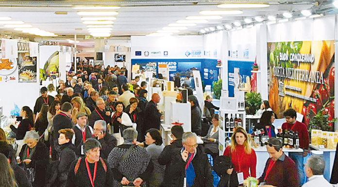 Gustus 2019, l'esposizione dei sapori mediterranei alla Mostra d'Oltremare