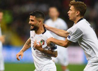 Calcio Napoli, Insigne torna a sorridere e a segnare con la maglia dell'Italia
