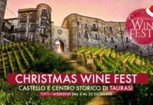 Taurasi, ecco il Christmas Wine Fest: magia del Natale nella città del Re dei vini
