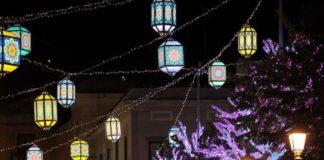 Luci d'Artista a Salerno: le luminarie saranno accese venerdì 15 novembre