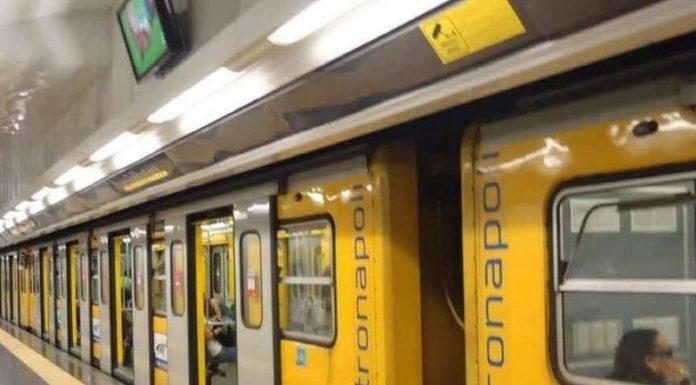"""ANM: Linea 1 della Metropolitana """"limitata"""" da Piscinola a Dante"""