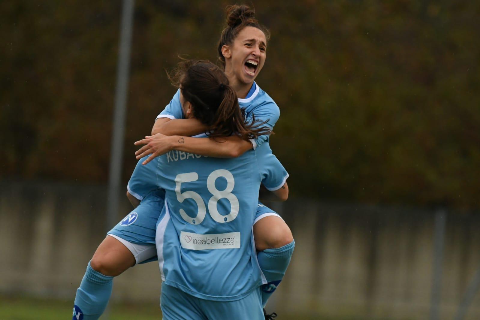 Calcio, il Napoli Femminile batte anche il Perugia