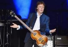 Paul McCartney torna in concerto a Napoli il 10 giugno