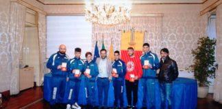 La Napoliboxe premiata dal Comune di Napoli: riconoscimenti per quattro atleti