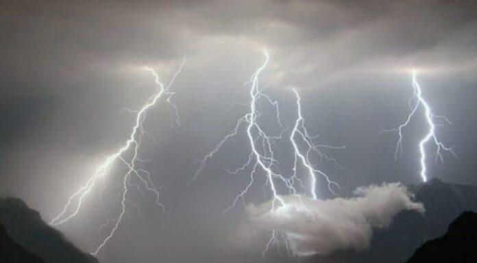 Temporali e piogge in arrivo: sabato 4 luglio allerta meteo in Campania