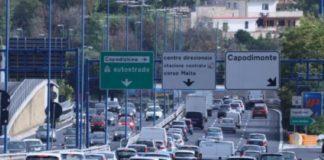 Tangenziale di Napoli: aggiornamenti sui lavori e sui controlli ambientali