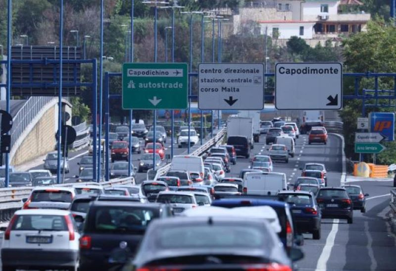 Tangenziale di Napoli: Mit chiede sospensione del pedaggio fino al 25 novembre