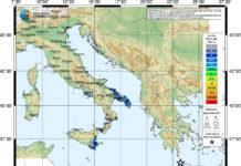 Terremoto a Creta di 6.0 avvertito anche in Puglia, Sicilia e Calabria