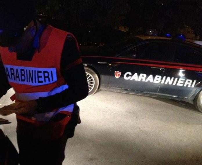 Ariano Irpino: Tentano di rubare quattro trattori all'arrivo dei carabinieri scappano