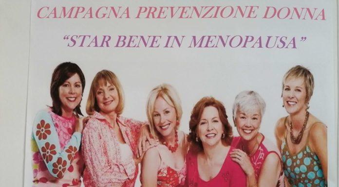 """Asl Napoli 1: Il 24 febbraio 2020 nuovo incontro """"Star bene in menopausa"""""""