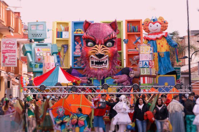 Carnevale Villa Literno 2020, saranno 5 i giorni di festa in città