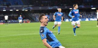 """Calcio Napoli, Milik: """"Con Gattuso cambiato modo di giocare"""""""