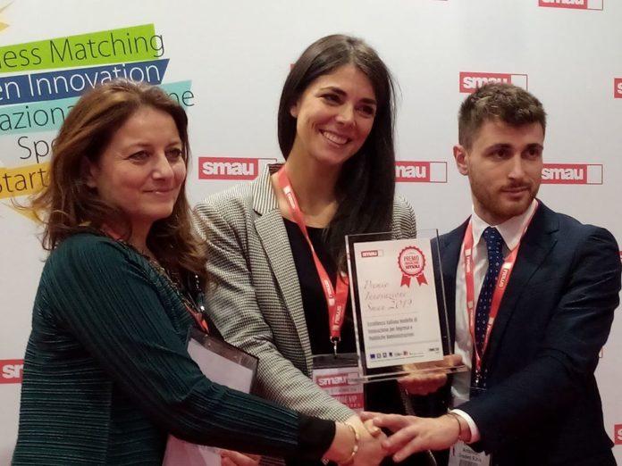 Industria 4.0, a Graded il 'Premio Innovazione' Smau