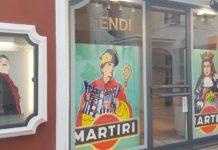 Capri Wave - Winter Arts Festival: apertura con la visita alle Vetrine d'artista