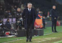 Calcio Napoli, 1-1 ad Udine. Ennesima partita deludente con poco da salvare