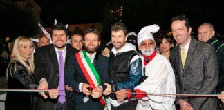 Acerra: Alessandro Siani accende il Pulcinella Film Festival