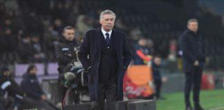 """Calcio Napoli, Ancelotti: """"Non è finita bene, ma buona esperienza"""""""