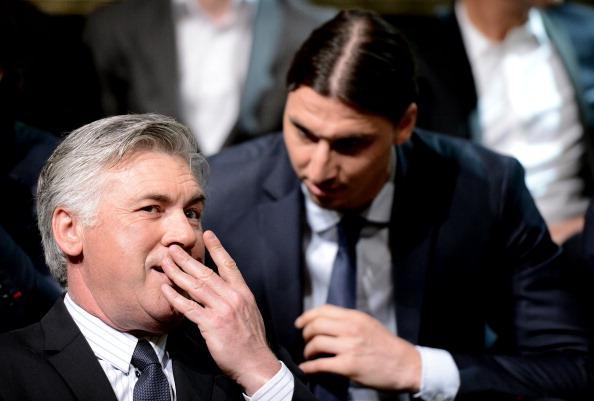 Calcio Napoli, è sfida con Ancelotti per Ibrahimovic