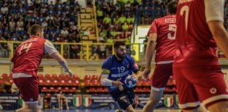 Pallamano: l'Italia al Pala Tedeschi di Benevento per le qualificazioni mondiali
