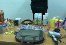 Caivano, un 35enne è stato arrestato dopo furto in una scuola: IL NOME