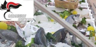 San Bartolomeo in Galdo: i Nas sequestrano ben 200 kg di pesce