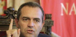 """De Magistris: """"Break Napoli si rifarà il 3 gennaio, chi ha sbagliato pagherà"""""""